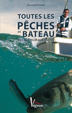 Livre : Toutes les pêches en bateau